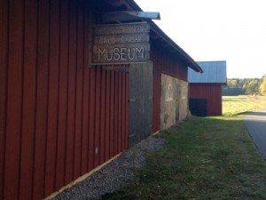 Gålö museum.