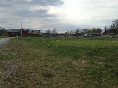 Siggesta gård fotbollsgolf