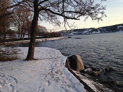 Vatten i stockholm