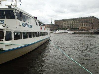Strömkajen Stockholm