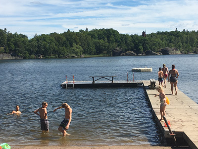Sundby gårds badplats