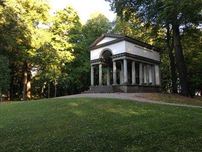 Dianas tempel eller Neptuni tempel vid Karlbergs slottsskog