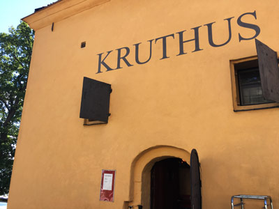 Kruthuset cafe