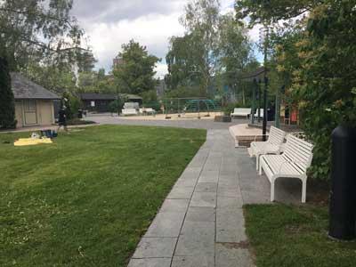 Marabouparken lekplats