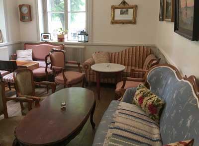 Fina möbler Ulriksdals slott