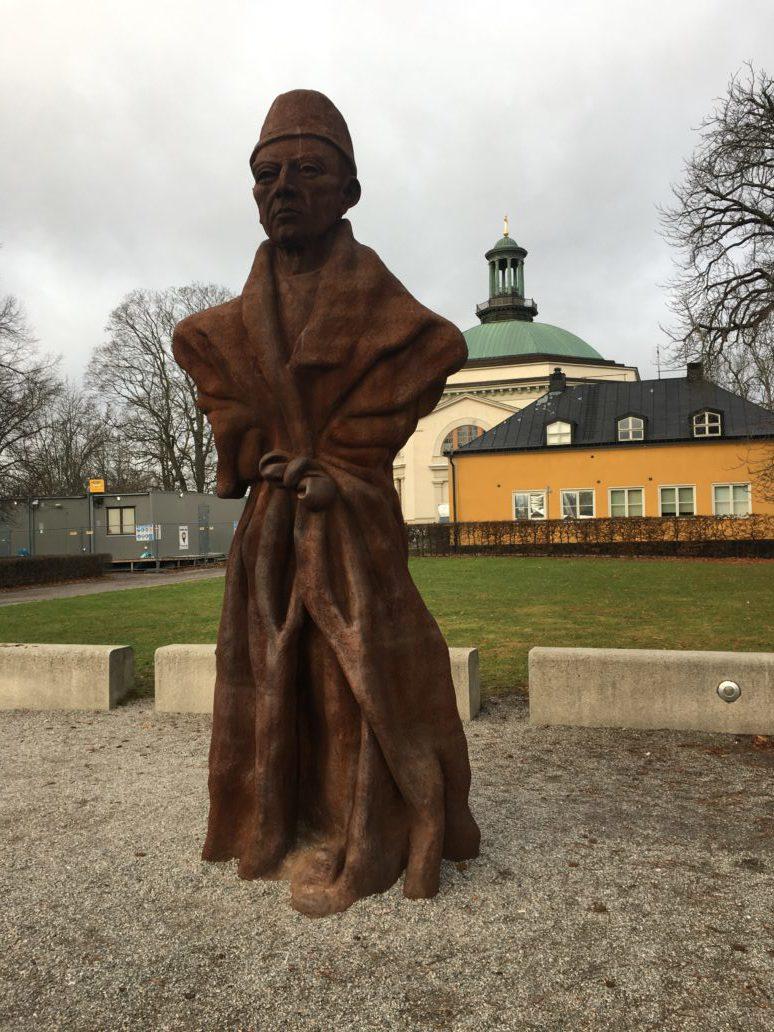 Fader Staten, Thomas Schütte, Skeppsholmen