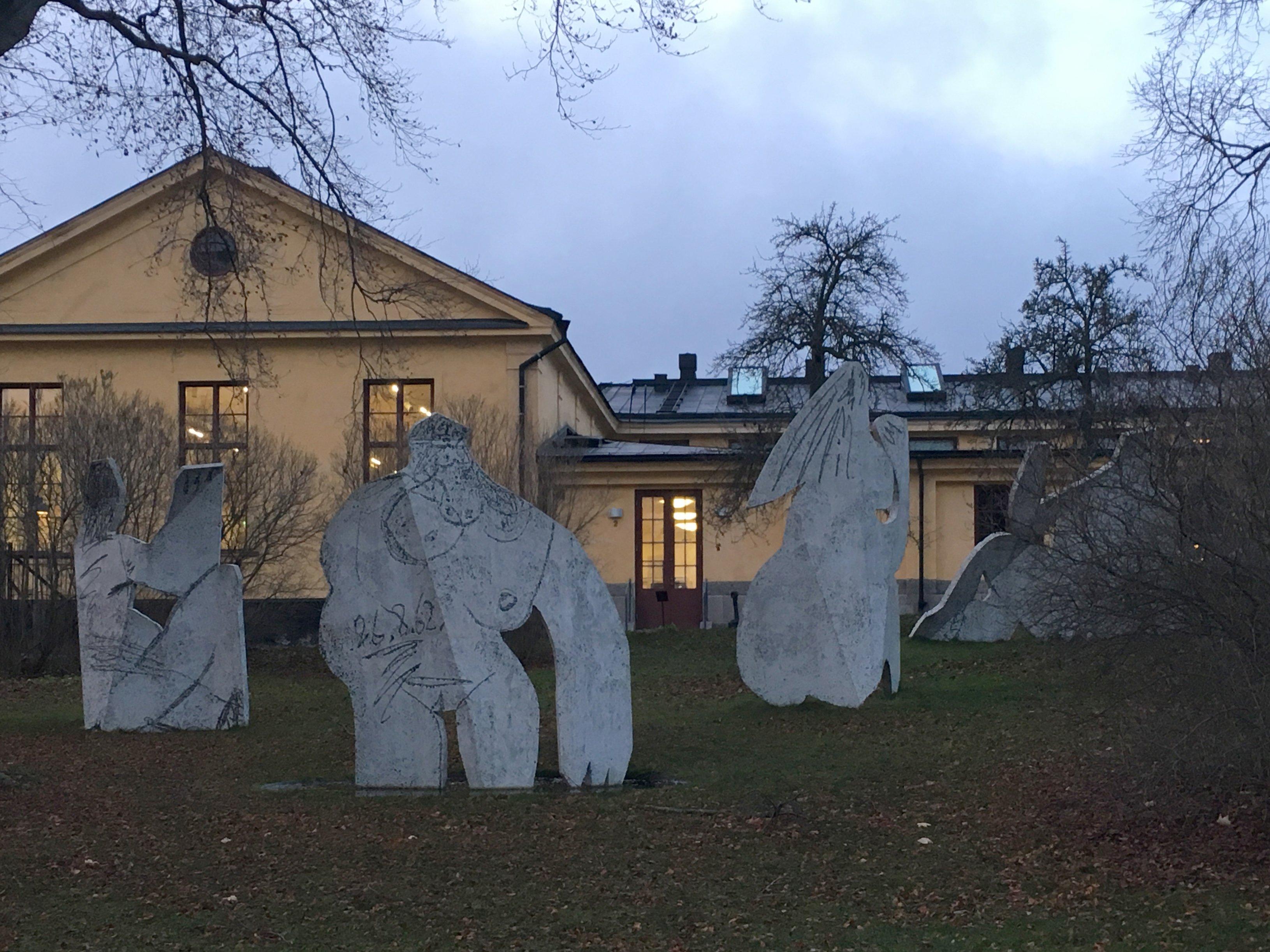 Memory works, Skeppsholmen