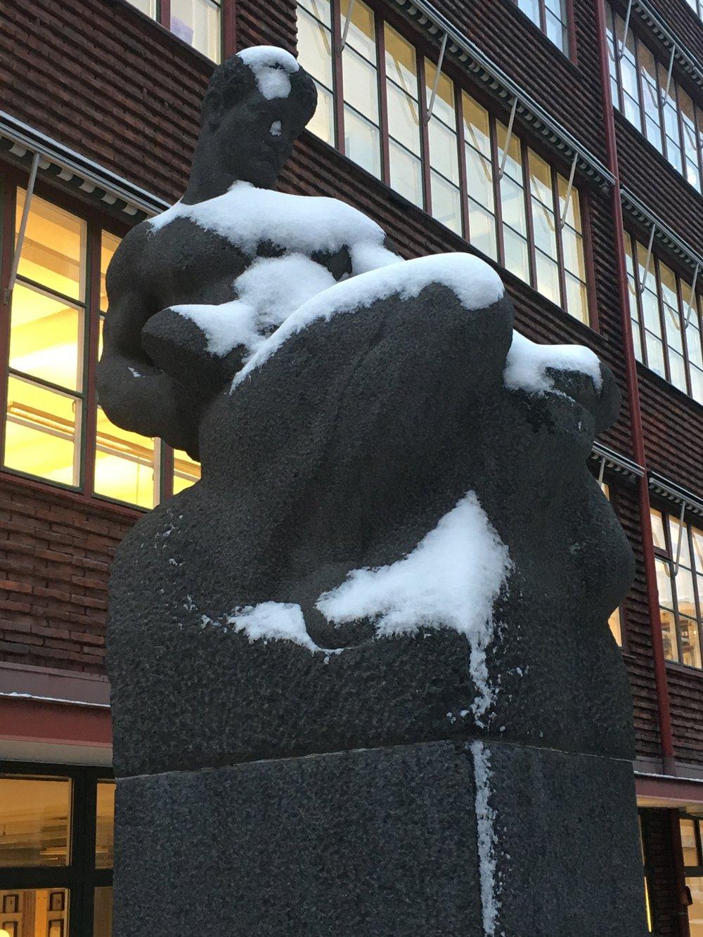 Arbetaren, Mikael Katz, Gävlegatan / Hudiksvallsgatan