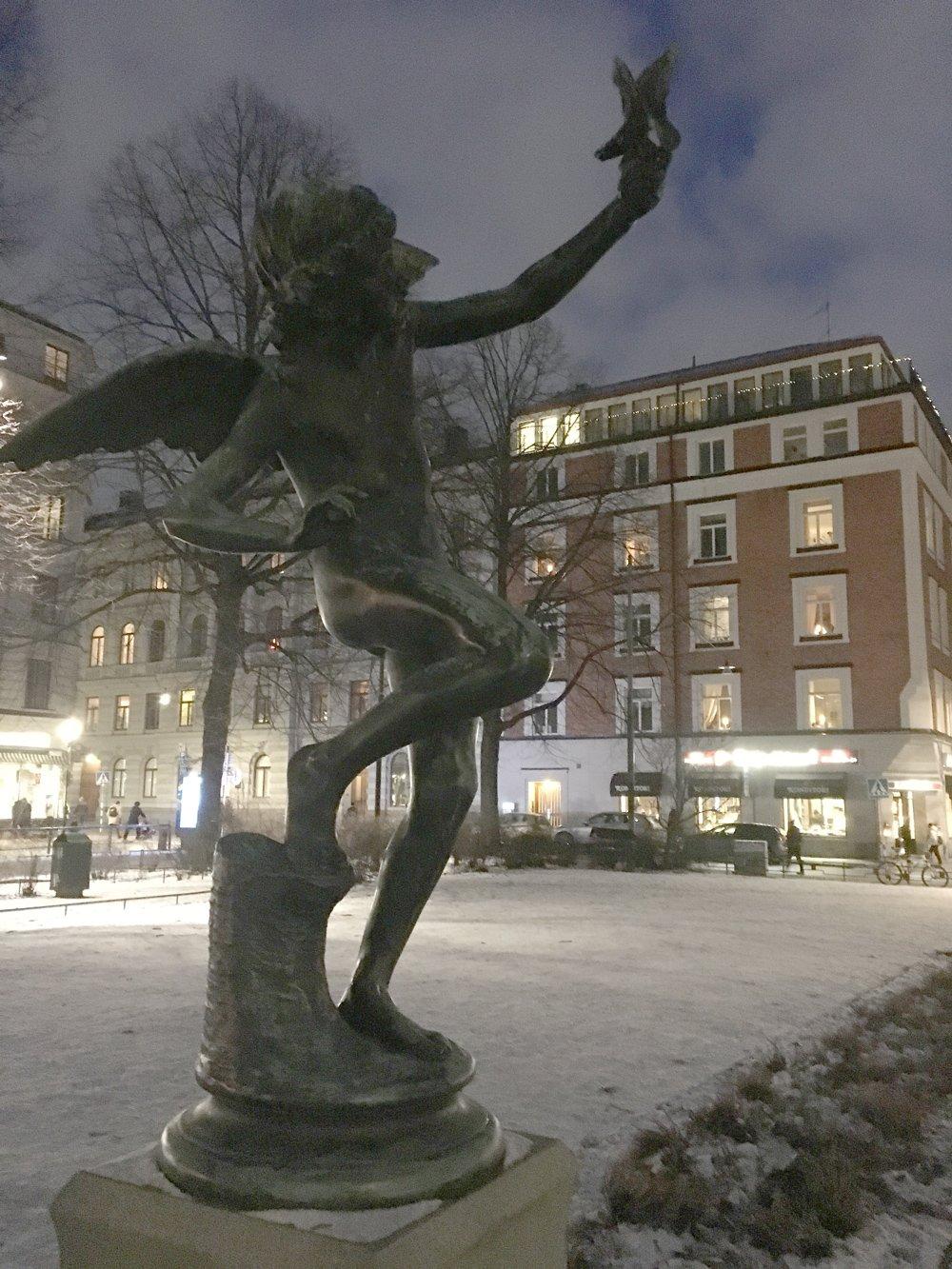 Tjusningen, Per Hansson