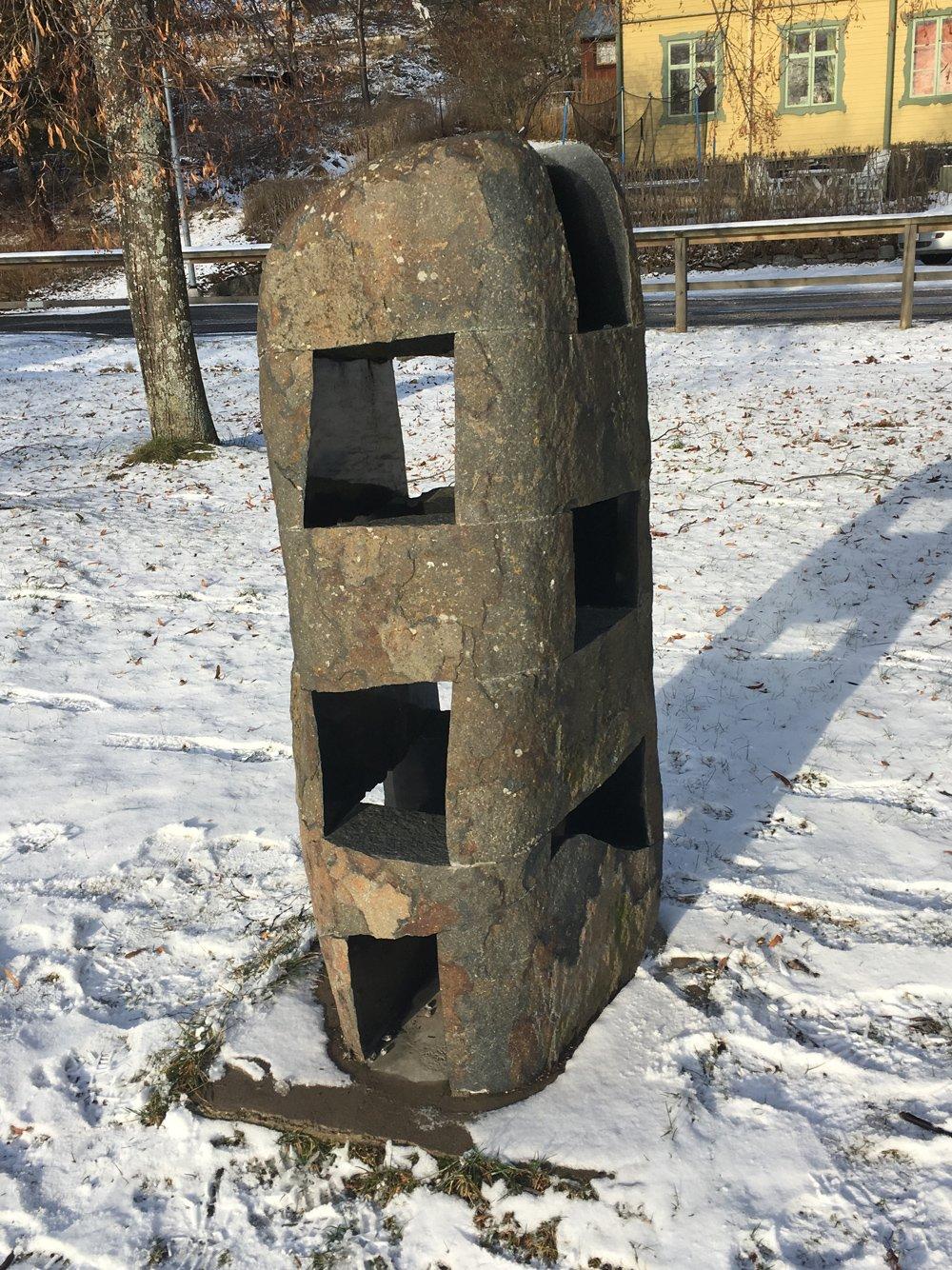 Struktur Mandala II, Takashi Naraha, Karlbergs strand