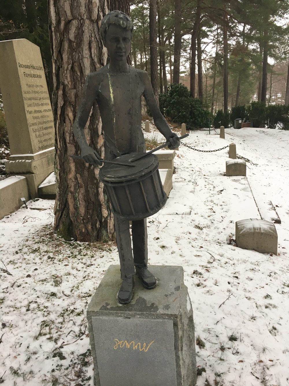 Staty Norra Begravningsplatsen