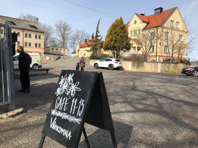 Anna Giertz café och bageri hågelbyparken
