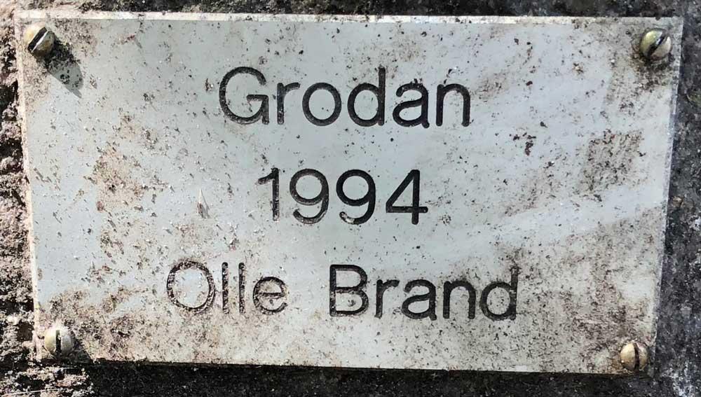 Grodan, Olle Brand, Grubbensringen, Kungsholmen