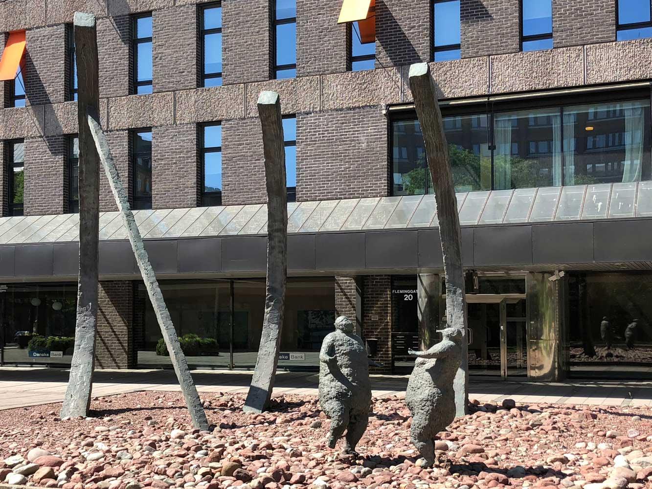 Noas dans, Lasse Trollberg, Flemminggatan, Kungsholmen