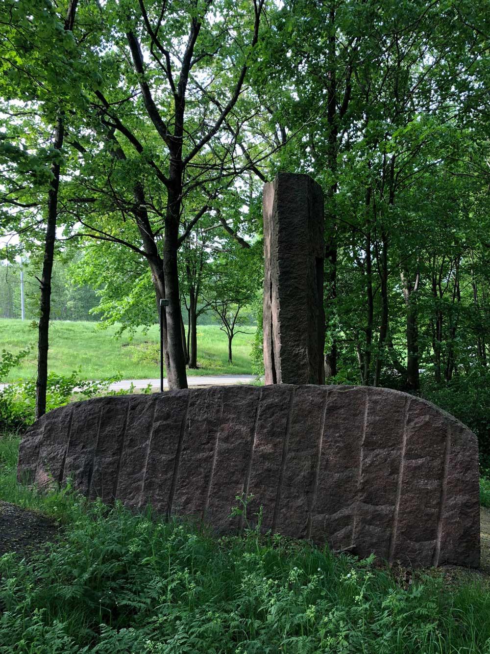 Staty skytteholm, staty Huvudstaleden