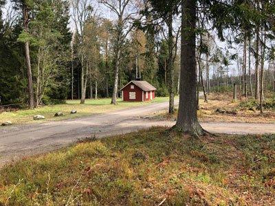 Skogshyddan, Sörmlandsleden