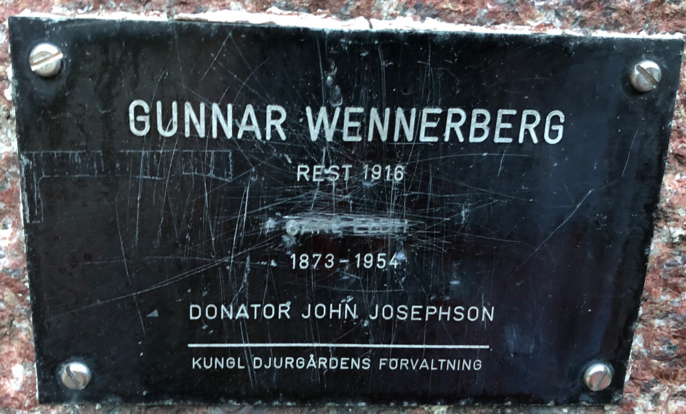 Gunnar Wennerberg Djurgården