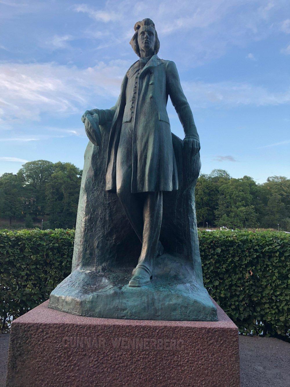 Gunnar Wennerberg, Carl Eldh, Djurgården