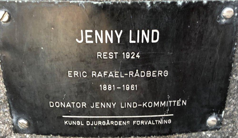 Jenny Lind staty