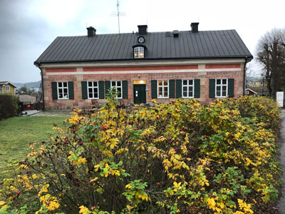 Tullhuset Dalarö middag
