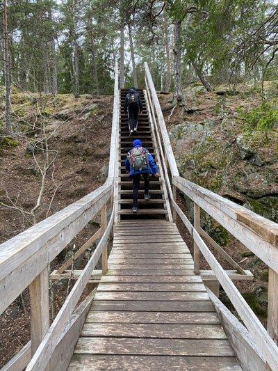 Bro över Söderbysjön