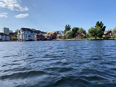 Järlasjöns badbrygga