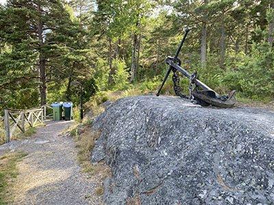 Naturpromenad vid Djurönäsets SPA