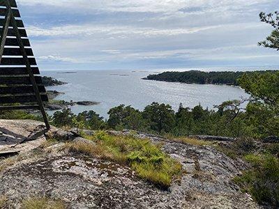 Utsikt vid Hartsö