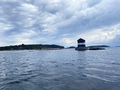 Hus i havet
