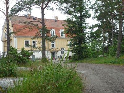 Vandrarhemmet utsikten på Finnhamn.
