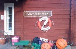 Restaurangen Furuviks brygga.