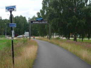 Början, eller slutet av Klarälvsbanan, beroende på vilket håll man kommer ifrån