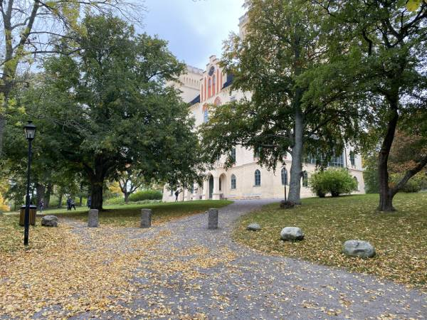 Bogesunds gård och Bogesunds slott